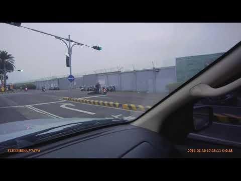 高雄 中山四路 機車 追撞