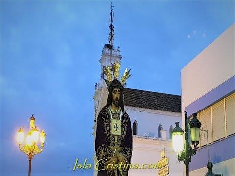 Traslado a su casa hermandad de Nuestro Padre Jesús Cautivo y Nuestra Señora de la Paz