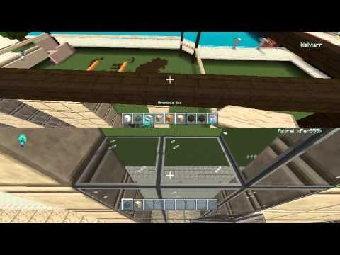 Minecraft City Crafter 19 -  El edificio Aguja (видео)