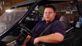 4. Arctic Cat Wildcat Trail/Sport Oil Change