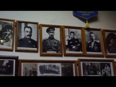Портрет атамана Семёнова в магазине Краснодара (видео)