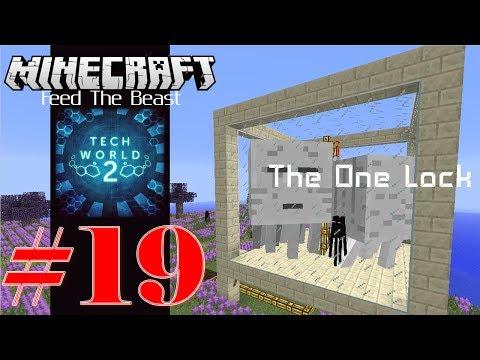 工業模組 - 第十九集生存, 我們開始建成Minefactory Reloaded 的電動殺魔塔!但事情並不是這麼簡單,我們要再返回地獄,及明白怎樣在平常的世界帶來地獄水母! 睇返上集... 【Minecraft FTB】 Agrarian Skies...