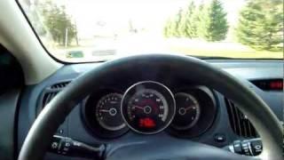 Test Drive: 2010 Kia Forte EX