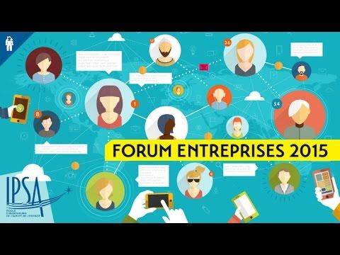 Quand l'association Dreamage immortalise le Forum Entreprises 2015 de l'IPSA