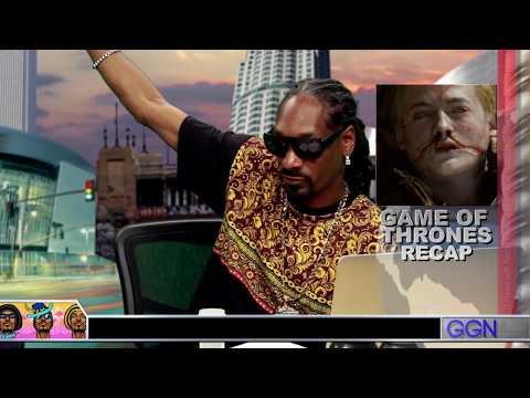 Seth Rogen & Snoop Recap Game of Thrones