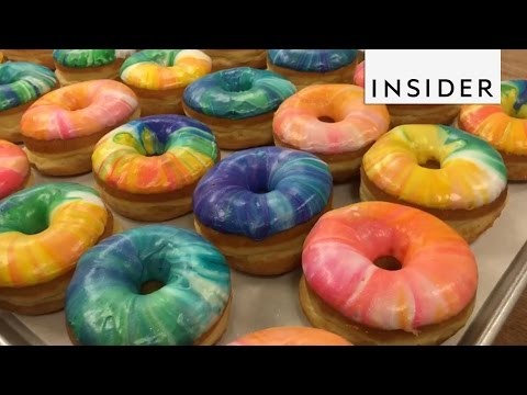 Galaxy Doughnuts are Out of this World