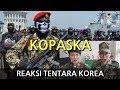 Video Tentara Korea Kaget Menonton KOPASKA(TNI Pasukan Khusus dari Indonesia )