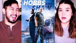 HOBBS & SHAW | The Rock | Jason Statham | Trailer Discussion!