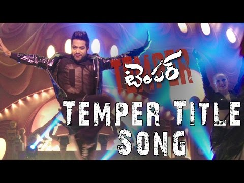 Temper Title Song - Jr NTR, Kajal Aggarwal