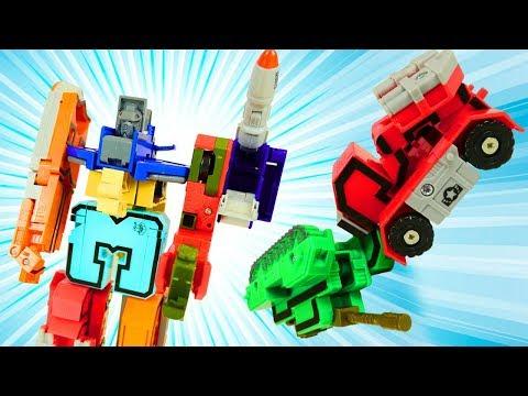 Цифра-Трансформер 7 «Ракета» 5 см – Купить Игрушки Робот в Москве