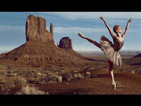 World Ballet Day 2015 Challenge: Dance Anywhere
