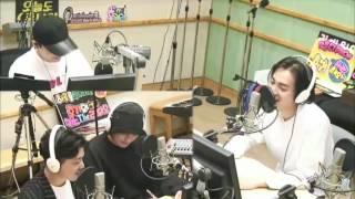 ONE called B.I(iKON) in Kiss The Radio