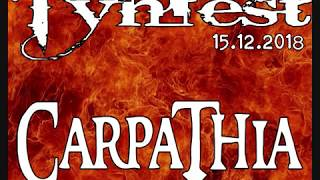 Video Carpathia, Týnfest 2018 Ti jediní