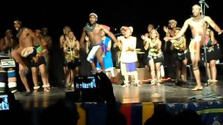 ArtsRevelationSA performing Ndebele dance for both the ladies and the guys. (2013 - Treasure of African Heritage Concert @ WestEnd Theater)