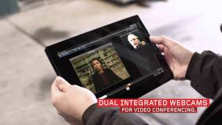 Work Smarter: Lenovo ThinkPad Tablet