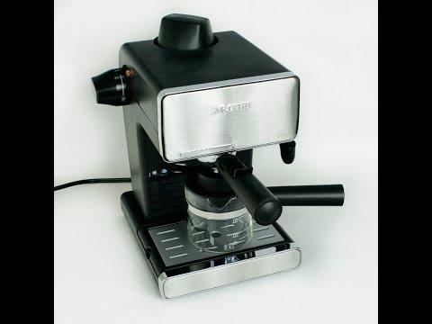 Mr. Coffee Steam Espresso & Cappuccino Maker