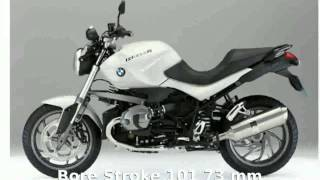 7. BMW R 1200R Classic - Specification and Details