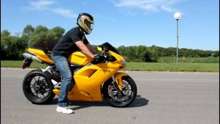 9. 2008 Ducati 1098
