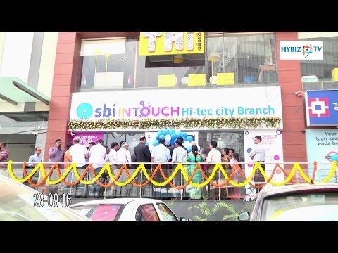 , SBI InTouch Hitech City Branch Hyderabad