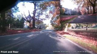 Enjoy Riding with INNOVV K1 Motorcycle Camera System