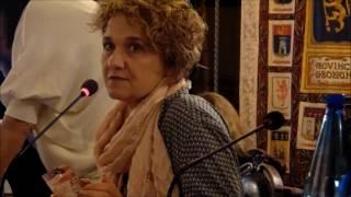 Sabrina Marchetti all'Infoday su Erasmus+