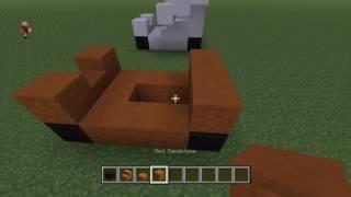 Minecraft: PlayStation®4-How To Build A Sprint Car