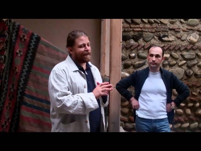 John Wurdeman of Pheasant's Tears Winery in Signagi, Georgia tells his story