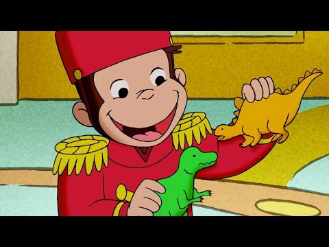 Curious George 🐵Movie House Monkey 🐵Full Episode 🐵 Kids Movies | Videos For Kids
