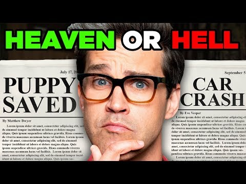 Headline From Heaven or Hell? (GAME)