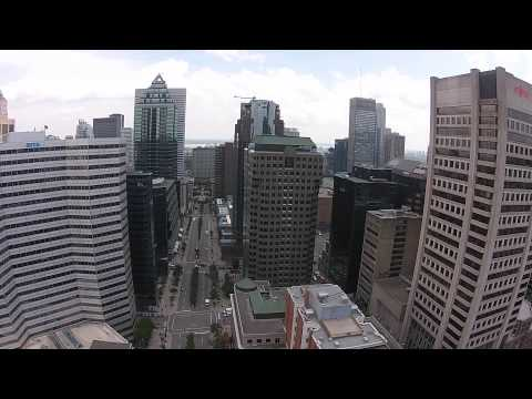 Montréal Drone Video