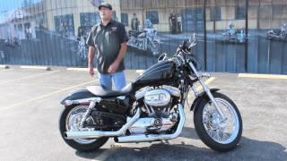 9. 2008 Harley-Davidson Sportster 1200 NIghtster