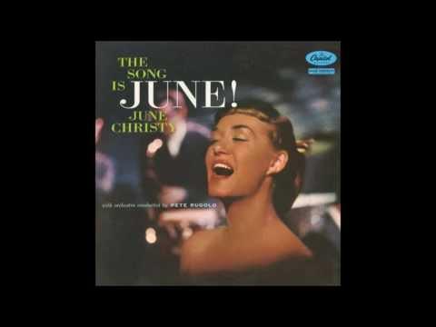 Tekst piosenki June Christy - The Song Is You po polsku