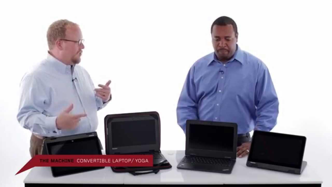 First Look: ThinkPad 11e
