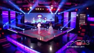 Eva Rivas & Vahe Aleqsanyan - A Whole New World -- The Voice of Armenia - Final - Season 3