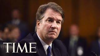 U.S. Senate Hearing With Christine Blasey Ford,  One of Brett Kavanaugh's Accusers