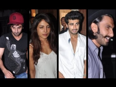 Arjun Kapoor's birthday bash