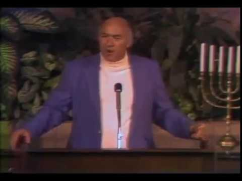 The start of Pastor Chuck Smith singing