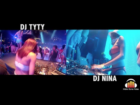 DJ TyTy&NiNa - RSVP Beach Party 2015 | The Imperial Vung Tau
