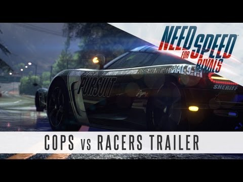 Need For Speed: Rivals – Official Trailer | Video