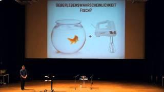 Science Slam der RWTH-Wissenschaftsnacht - Roland Siegbert