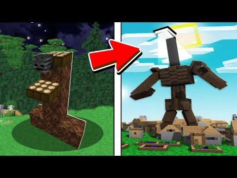 Cara Spawn Light Head Di Minecraft PE !! - Addon Light Head MCPE