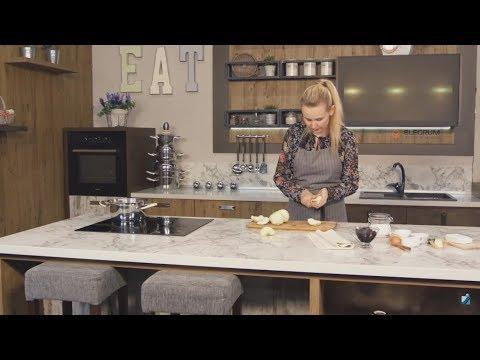 """Кулинарная программа """"Рецепт+"""" 20 выпуск. (Штрудель)"""