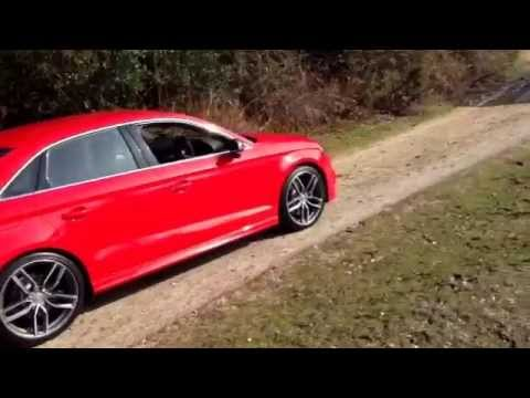 2014 Audi S3 saloon review