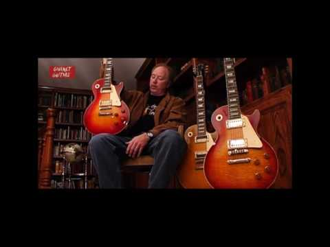 TOM WITTROCK | BURST STORIES - Gibson Les Paul 1958 1959 1960