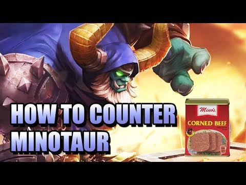 SEVEN TIPS ON HOW TO COUNTER MINOTAUR 🚫🐂