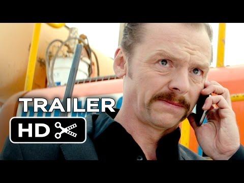 Kill Me Three Times Official Trailer #2 (2015) - Simon Pegg Movie HD
