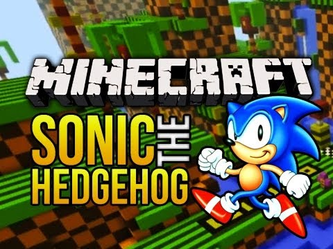Minecraft: Sonic the Hedgehog Map