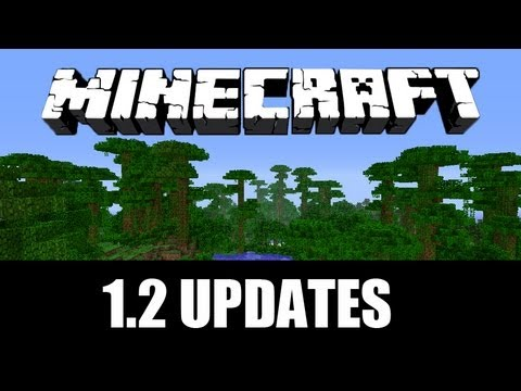 #Minecraft 1.2 Update news