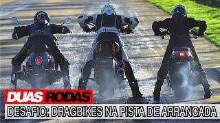 6. Comparativo: Ducati Diavel x Triumph Rocket III x Harley-Davidson V-Rod