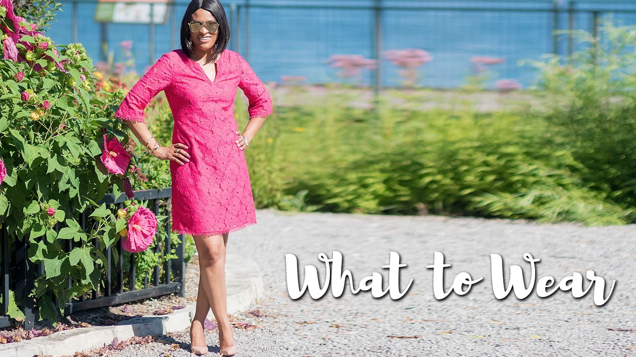 What to Wear to Your Event/Party webisode #61 (A Better Day With Julie)